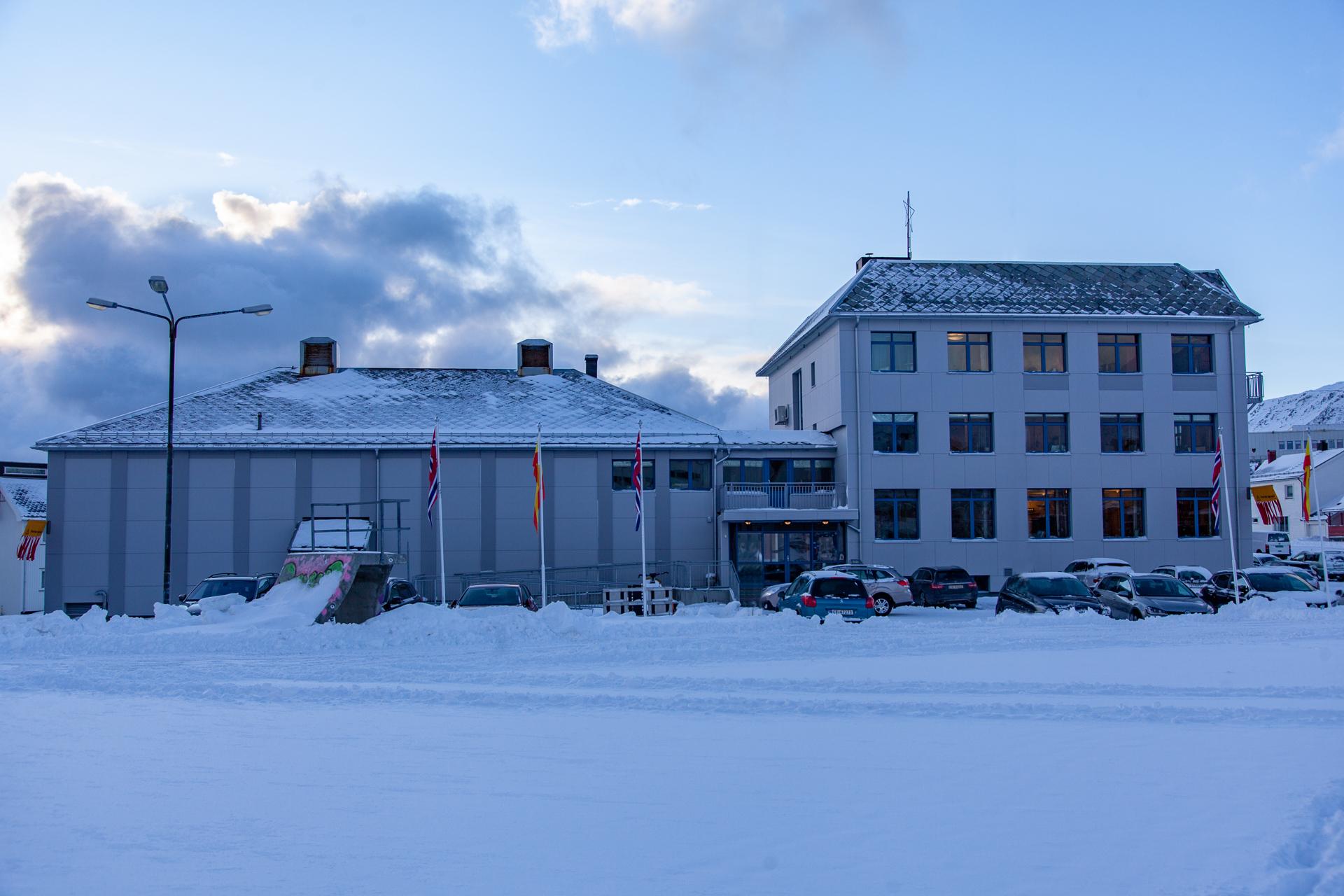 Rådhuset Nordkapp kommune