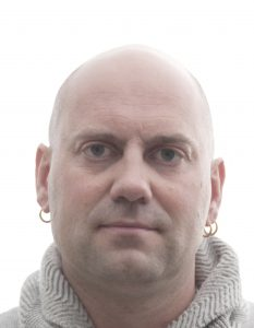 Leder Nordkappsenterparti Hugo Salamonsen