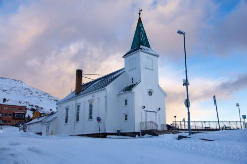 Honningsvåg kirke