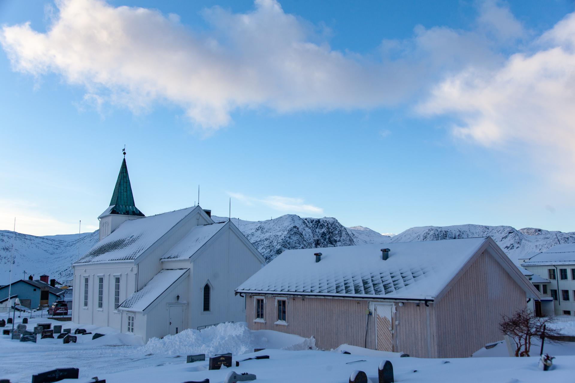 Honningsvag kirke