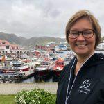 Heidi Holmgren Varaordførerkandidat